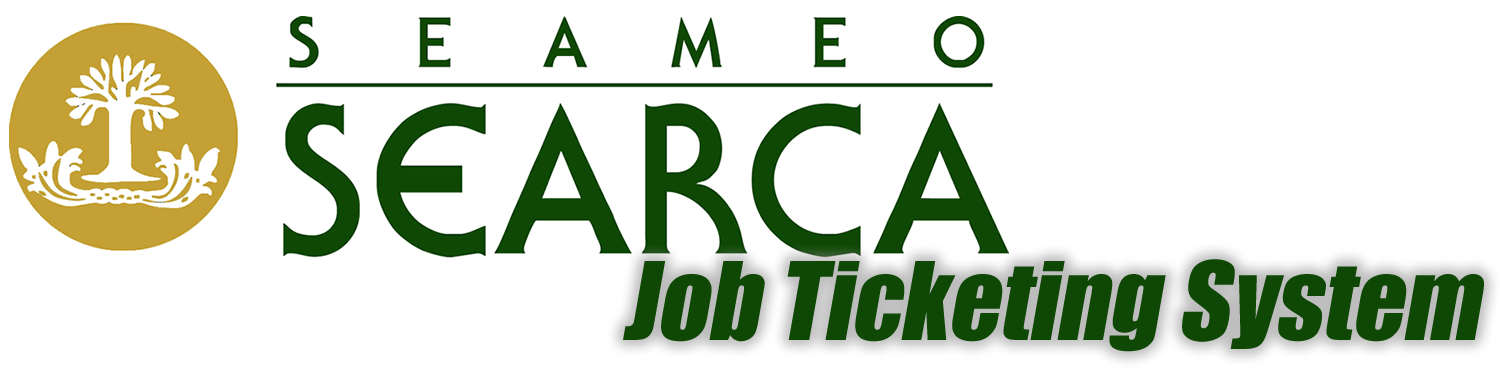 SEARCA Job Ticket Management System
